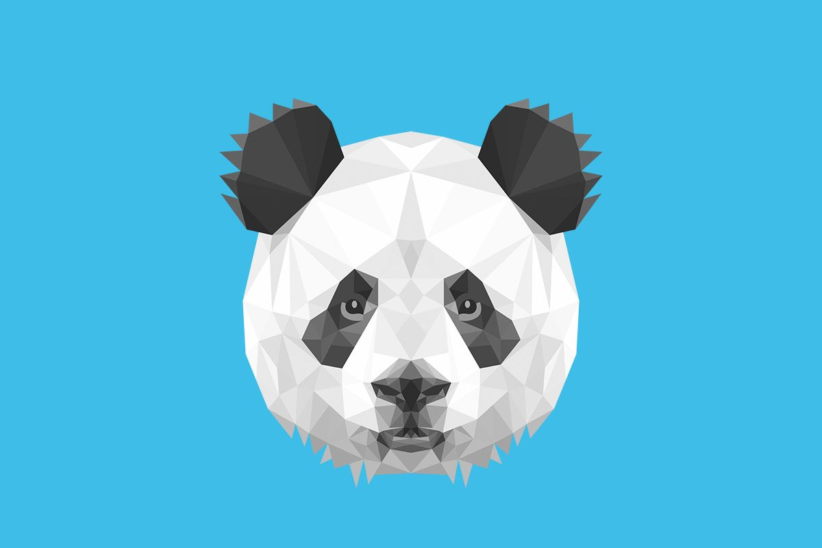 Triangle Panda